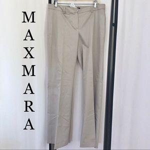 MaxMara Weekender Khaki Trouser